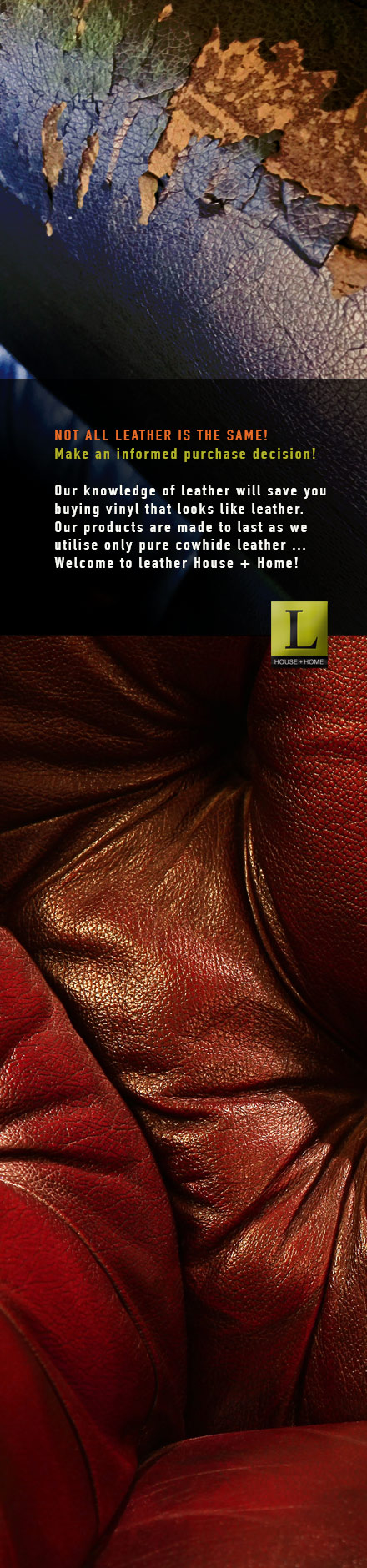 Pure cowhide Leather Lounges Clearance Sale Myaree WA PERTH